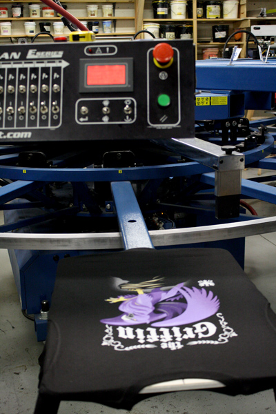 Grimm brothers brewhouse go west t shirt company for T shirt printing loveland co